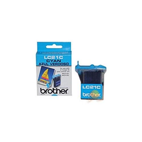Brother LC21C Mavi Faks Kartuşu (MFC-3100/5100 İçin Mavi Mürekkep)