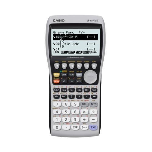Casio FX-9860GII SD Grafik Hesap Makinesi