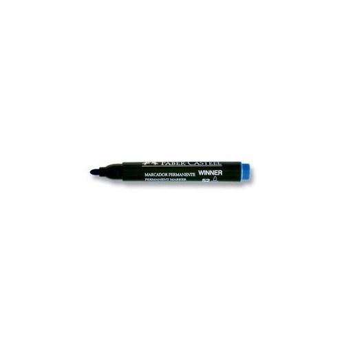 Faber-Castell Permanent Markör 52 Yuvarlak Uç Mavi (5040152750)