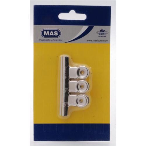 Mas 951 Omega Kıskaç 40 mm. (3 adet)