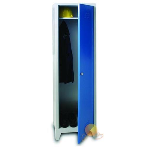 ACS-1S Birli Soyunma Dolabı - 40x37x185 Cm (Küçük Ölçü)