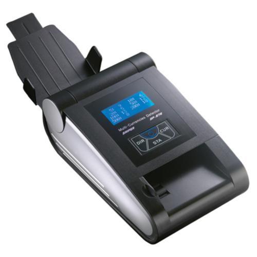 Segma Sniper Elektrikli / Şarjlı Mobil Kendinden Akülü Para Kontrol Cihazı