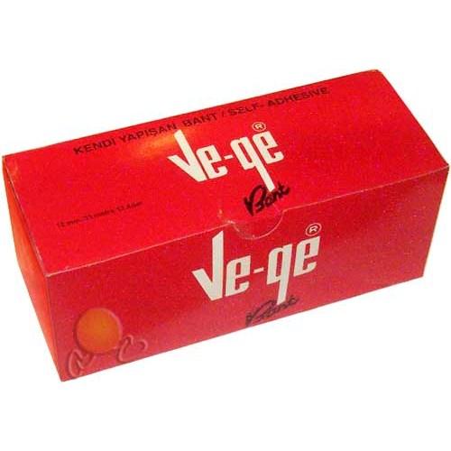 VEGE 12 x 66 ŞEFFAF SELEFON BANT 12 AD/PK