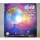 """Brons Dünya Küre Işıklı 26""""(Fiziki)"""