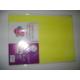 Craft And Arts Neon Fon Kartonu 160Gr 25*35Cm 2*5=10Adet