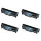 Calligraph Canon i sensys LBP3300 Toner 4 lü Ekonomik Paket Muadil Yazıcı Kartuş