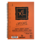 Canson Croquıs Xl Albüm 90Gr Yandan Spiralli A5 50Yp C90a550ys