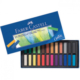 Faber Castell Creative Studio Toz Pastel Boya 24 Renk Yarım Boy