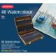 Derwent Watercolour 48'Li Ahşap Kutu Dw0700758