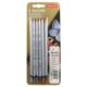 Derwent Metallic Tradıtıonal 6'Lı Blister (Metalik Renkler) Dw0700055
