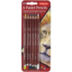 Derwent Pastel Pencil 6'Lı Blister Dw39009