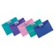Snopake Polyfile Id A4 Çıtçıtlı Dosya Tamamı Renkli(330X240mm)Karışık Renkler Sp14734