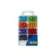Luna Boncuk Karışık Renkli Set 24G Lna0620314
