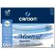 Canson Montval Sulu Boya Bloğu 200Gr 24*32 Grenli 100Yp C200807353
