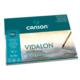 Canson Vidalon Pad 300 Gr. 27X36 Cm. İnce Dokulu 12 Yaprak