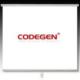 Codegen Ex-30 300X225 Motorlu Uzaktan Kumandalı