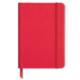 Le Color Argemon 15x21 Sert Kapak Ciltbezi Kırmızı 2017 Ajanda