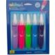Adelland 5 Renk Fırçalı Boya Kalemi