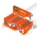Fujitsu Alkaline Kutu Paketi 9 x LR6(8B) AA & 6 x LR03(8B) AAA