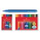 Faber-Castell 20 Renk Keçeli Kalem Fiesta