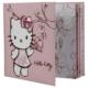 Hello Kitty 18 x 19 Cm Çizgili Defter 120 Yaprak