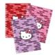 Hello Kitty Çizgili Okul Defteri A4 150 Yaprak