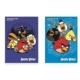 Keskin Color Angry Birds A4 40Yp Güzel Yazı Defteri