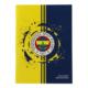 Keskin Color A5 Fenerbahçe Kılavuz Çizgili Güzelyazı Defteri 40 Yaprak