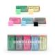 Kikkerland Scented Tea Erasers - Kokulu Çay Silgiler - 5Li Set