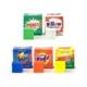 Kikkerland Scented Detergent Erasers - Kokulu Deterjan Silgiler - 5Li Set