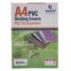 Mapi Pvc A4 160 Micron Cilt Kapağı 100'lü Renk - Kırmızı