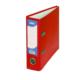 Noki Plastik Geniş Telgraf Klasör (A5 Yarım Boy) Renk - Kırmızı