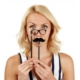 Npw Gözlüklü Kalem - Siyah - Men'S Glasses Pencil Topper