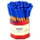 Pensan 1010 Ofispen Tükenmez Kalem 60'lı Renk - Mavi