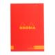 Rhodia Basics 148 x 210 Mm Zımbalı Kırmızı Çizgili Defter Rs 16973