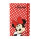 My Note Minnie Mouse Beyaz Puantiyeli 9 x 14 Cm 96 Yaprak Çizgili Defter