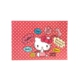 My Note Hello Kitty Sarı Benekli A4 30 Yaprak Resim Defteri