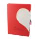 Vintage Label 1700 For Love Kilitli Kutulu Hatıra Defteri Desen - 3