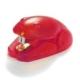 Koziol 5559-536 Gonzales Zımba Kırmızı