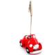 LoveQ Kartlık Araba Kırmızı 9,5 Cm