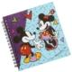Enesco Disney By Britto Mickey/Minnie Not Defteri (80 Sayfa, 14 Cm)