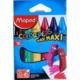 Maped Color Peps Jumbo Mum Boya 12 Li 861311