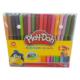 Play-Doh 36 Renk Keçeli Kalem Pvc 2Mm PLAY-KE013