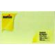 Notix Pastel Sarı 100 Yp 125x75