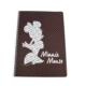Minnie Mouse Pp Kapaklı Spiralli Defter A4 80 Yp. Kareli