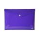 Umix Çıtçıtlı Zarf Dosya A6 Neon Mor