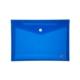 Umix Çıtçıtlı Zarf Dosya A6 Neon Mavi
