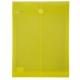 Umix Çıtçıtlı Zarf Dosya Üstten Kapak Sarı