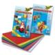 Folia Petek Süs Kağıdı 8 Renk 33X40 Cm 450 09