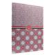 Makenotes Floral Quilt A5 Çizgili Defter Mn-Fq-A4